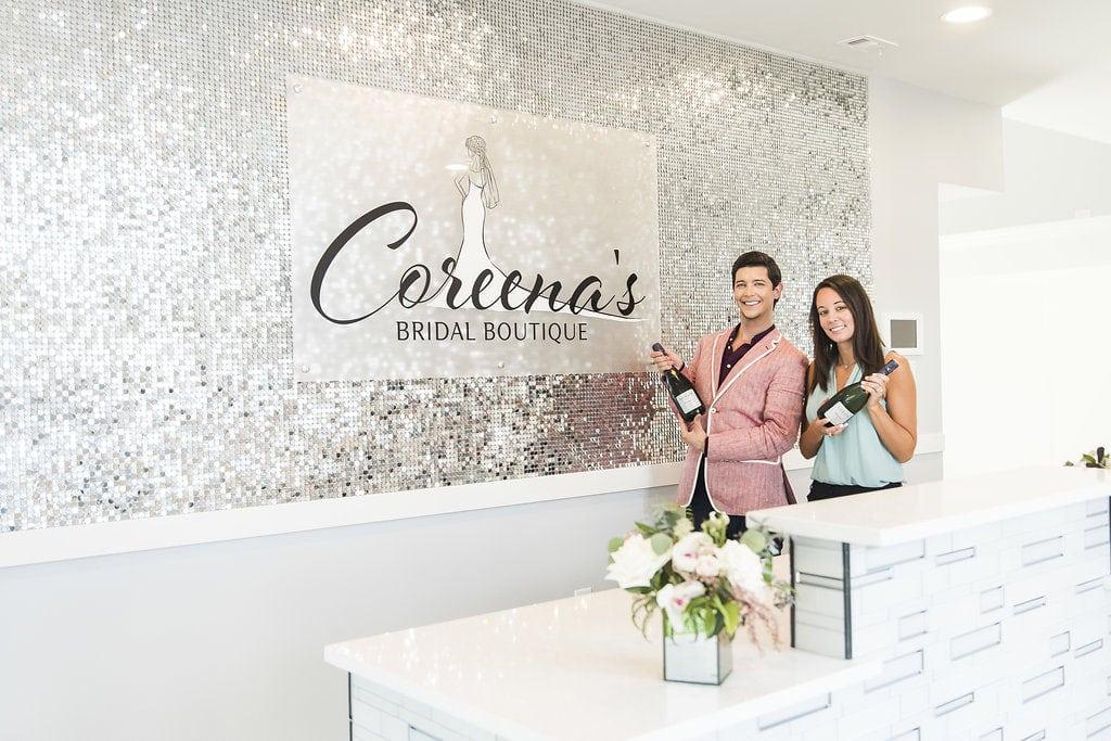 Coreenas Bridal Boutique College Station Tx Designer Wedding Gowns