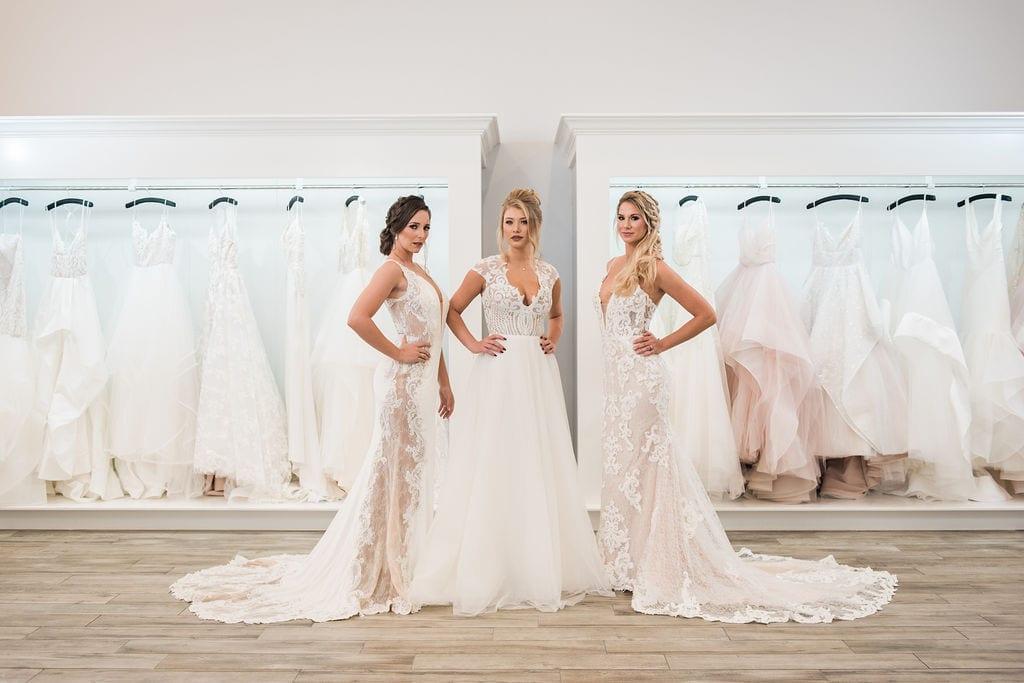 Coreena S Bridal Boutique College Station Tx Designer Wedding Gowns