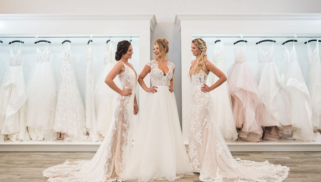 Coreena S Bridal Boutique College Station Tx Designer Wedding Gowns